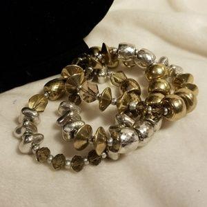 Premier Designs Gold Mine Bracelet